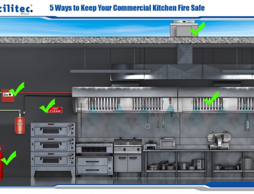 5 Ways to Keep Your Commercial Kitchen Fire-Safe