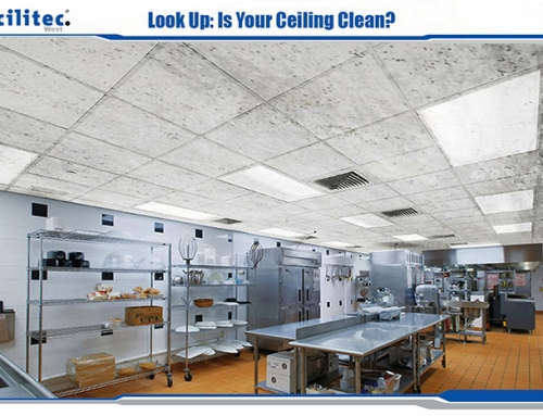 Look Up: Is Your Ceiling Clean?