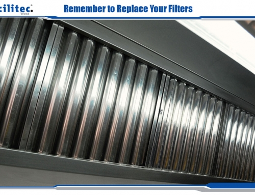 Remember to Replace Your Filters
