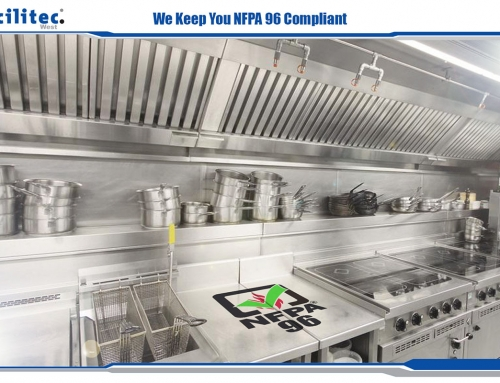 We Keep You NFPA 96 Compliant